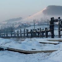 Декабрь 2011 года, Петровск-Забайкальский