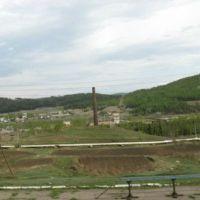 Вдали дорога на Калтус, Петровск-Забайкальский