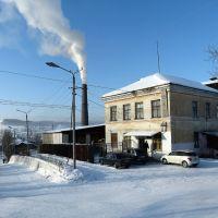 Ноябрь 2011, Петровск-Забайкальский