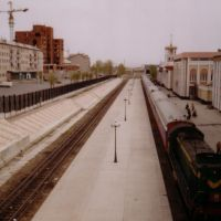 Transsib, Station Sabaskalska, Петровск-Забайкальский