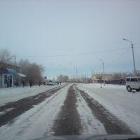 Комсомольская street, Приаргунск