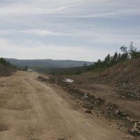 Federal Road M55 Chita-Khabarovsk, Тупик