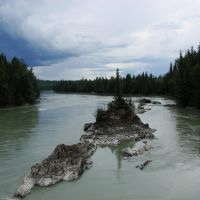 Fraser River at Crescent Spur, Тупик