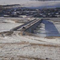 мост через р. Ингода, Улеты