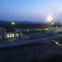 Станция Хилок, Хилок