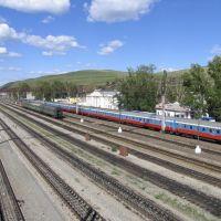 Чернышевск ж/д станция, Чернышевск