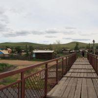 Мостик, Чернышевск