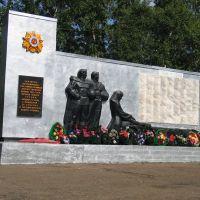 Памятник, Чернышевск
