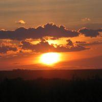 Закат, Чернышевск
