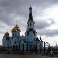 Кафедральный собор Казанской Иконы Божьей Матери (Чита, 2007); Cathedral Kazan  Gods mother icon (Chita, 2007), Чита