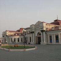 Chita RW station, Чита
