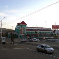Торговый центр Ся-ян  Shopping center Sya-yan, Чита