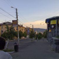 Пустынные улицы, Чита
