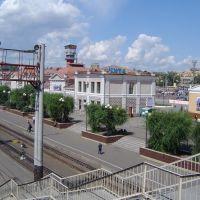Станция Чита-2, Чита