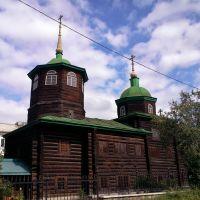 церковь декабристов  church of the Decembrists, Чита