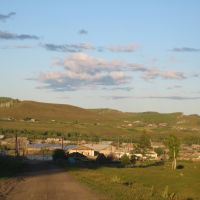 Вид на Гору, Шелопугино