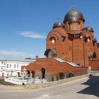 piously-Troitsk monastery, Свято-Троицкий монастырь, Алатырь
