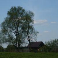 old house, Алатырь