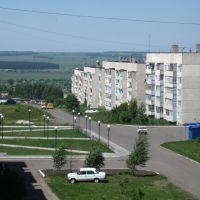 ул.Комарова, Алатырь