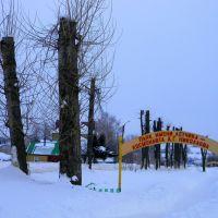 Парк., Аликово