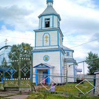 церковь. с.Туруново (р.Чувашия), Батырева