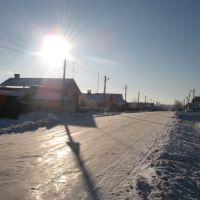 Сугутская зима (Winter in Suguty, Russia), Батырева