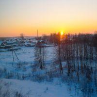 закат, Буинск