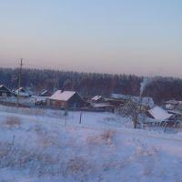 зима в Буинске, Буинск
