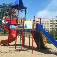 Детская площадка от Августа, Вурнары