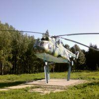 Вертолет на Маресьева, Ибреси