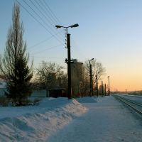 Вокзал, Ибреси