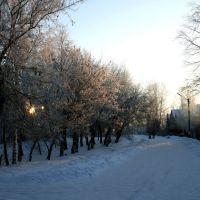 Улица Маресьева, Ибреси