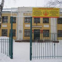 Восьмая школа, Канаш
