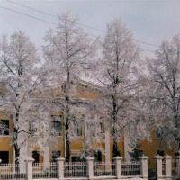 Kanash.  Dec 2007, Канаш