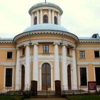 Gemeente-huis Kanash. Mei 2007, Канаш