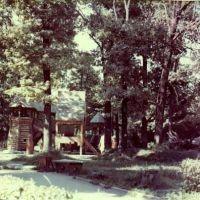Pretpark In het woud van Kanash Mei 2007, Канаш
