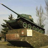 Ussr-Tank verleden.  Mei 2007, Канаш