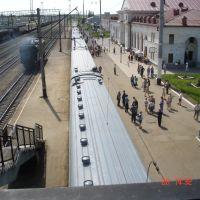 жд вокзал., Канаш