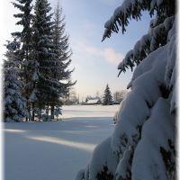 Киря зимой, Киря