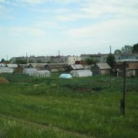 Огороды двухэтажек, Кугеси