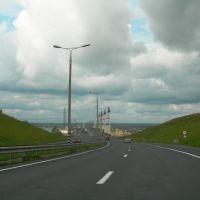 Чебоксарская ГЭС / Cheboksary hydroelectric power station, Новочебоксарск