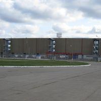 Центральный стадион имени А.Г.Николаева  /  Сentral stadium of a name of A.G.Nikolaev, Новочебоксарск