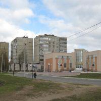 Ельниковский овраг у музея  /  Elnikovsky ravine near museum, Новочебоксарск