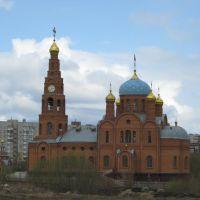 Владимирский Храм  /  Vladimir Temple, Новочебоксарск