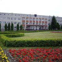 building_of_administration_of_city, Новочебоксарск