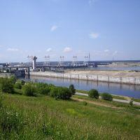 near_Cheboksarskaya_electrostation, Новочебоксарск
