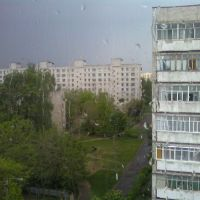 The rain, Новочебоксарск