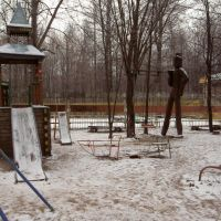 детская площадка, Новочебоксарск
