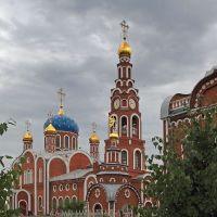Владимирский собор в Новочебоксарске, Новочебоксарск