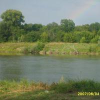 Река Сура-приток матушки Волги, Порецкое